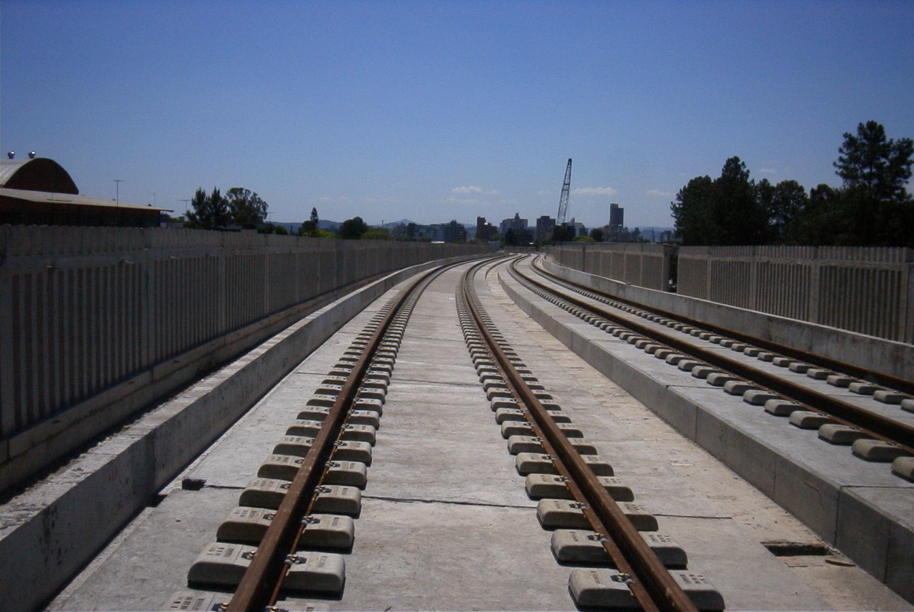 Dorbras raudtee kinnitusdetailid