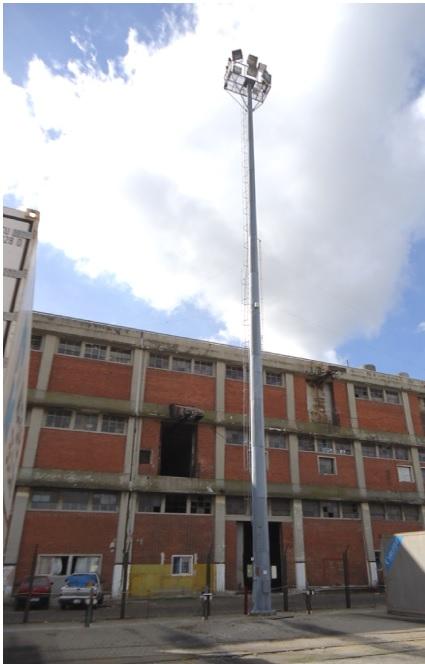 Cuenca Del Plata terminali valgustuspostid